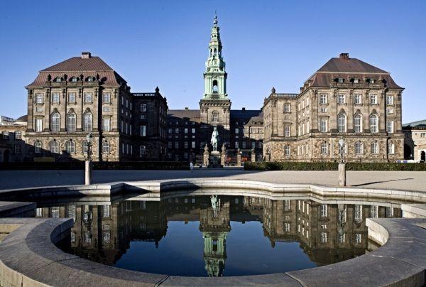 Замок Кристианборг