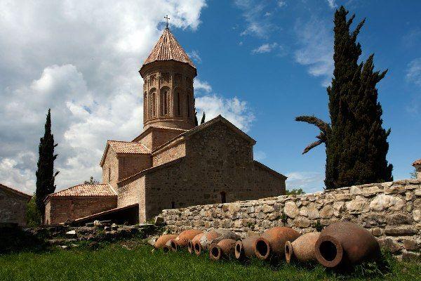 Монастырь Шаумта
