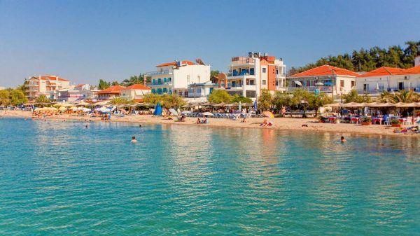 Пляж Агия Триада