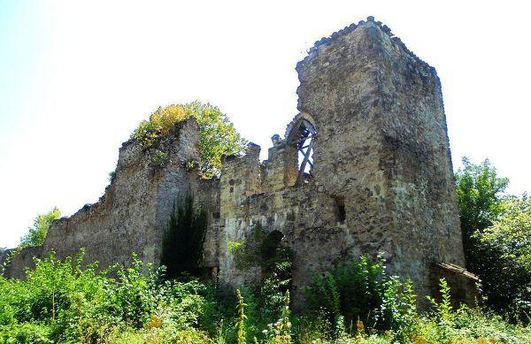 крепость Бочорма