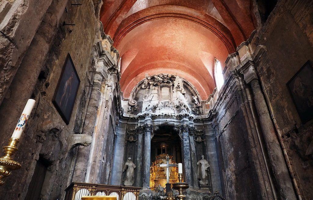 Церковь Sao Domingos, Лиссабон