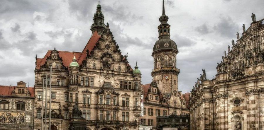 Один чудесный день, прожитый в Дрездене