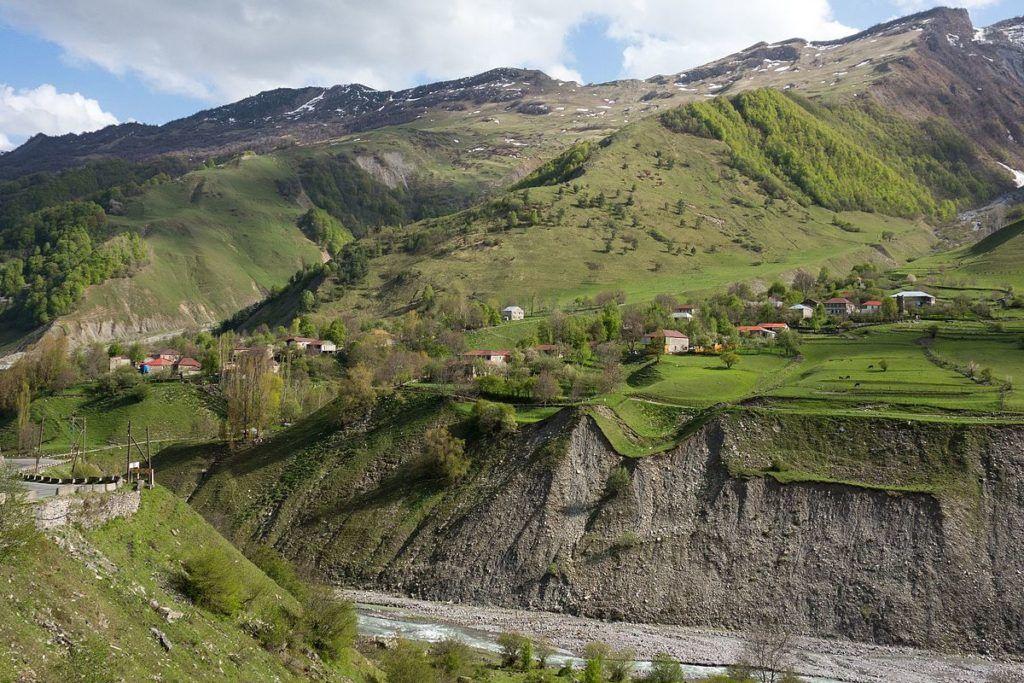 фото красивой ГГрузии