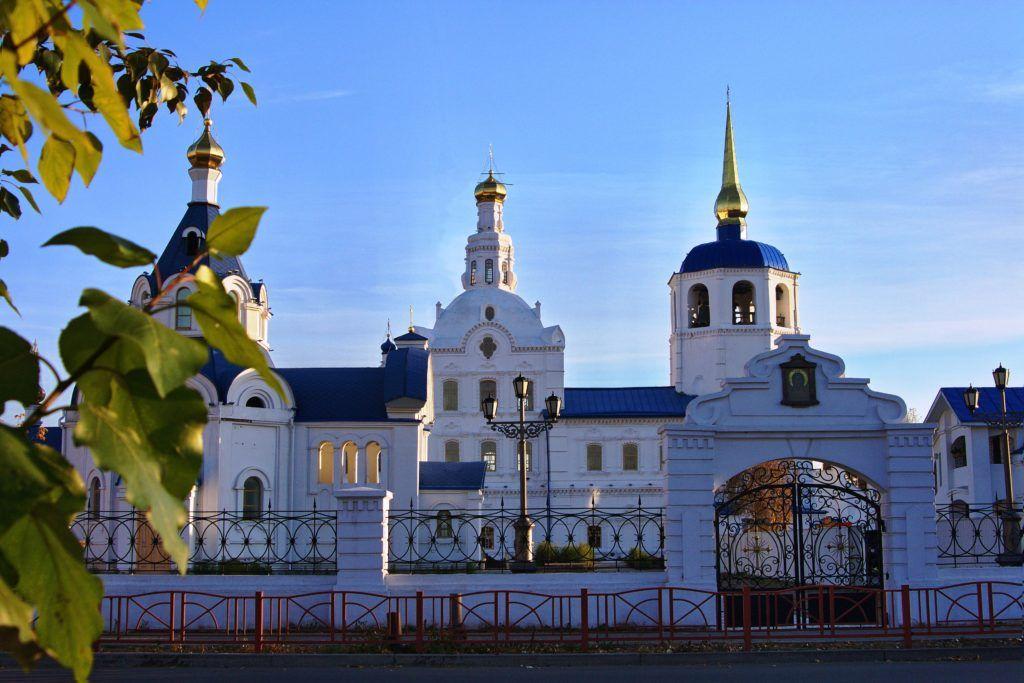 Одигитриевский собор в Улан-Удэ