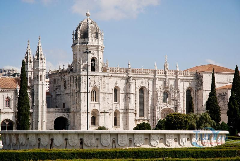 Монастырь Жеронимуш, Лиссабон
