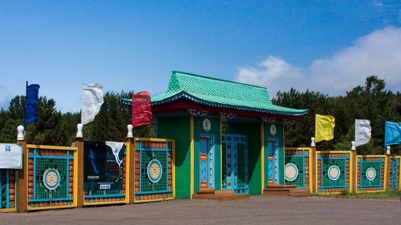 Этнографический музей в Улан-Удэ