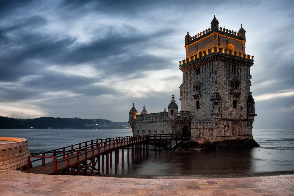 Белемская башня в Лиссабоне