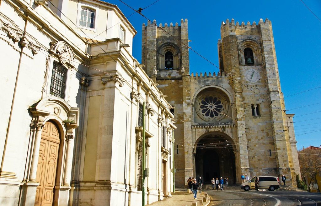Церковь Святой Марии Всевышней, Лиссабон