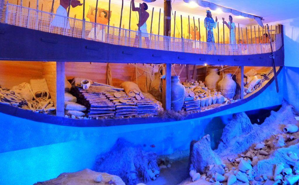 Музей подводной археологии, Бодрум, Турция