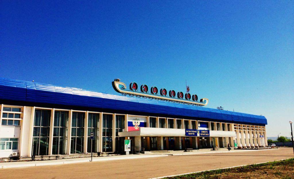 Аэропорт в Улан-Удэ
