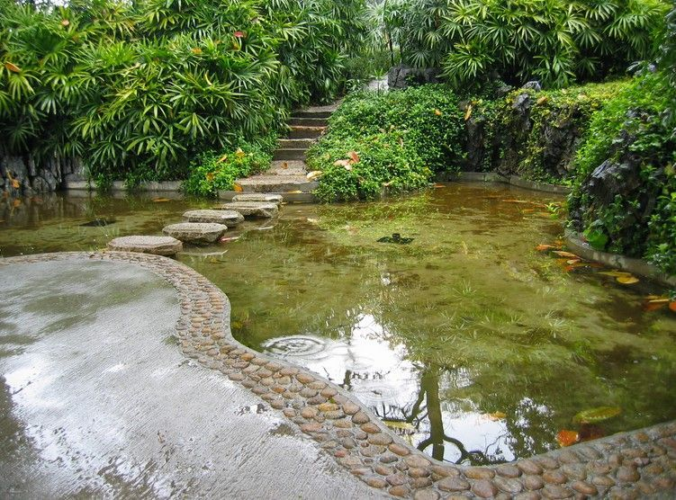 Парк Юэсю, Гуанчжоу, Китай