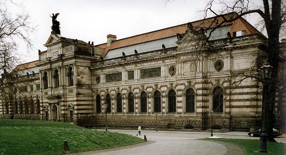 Альбертинум, Дрезден, Германия