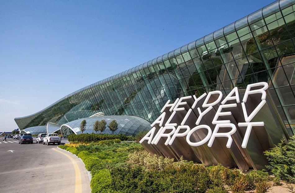 Гейдар Алиев аэропорт