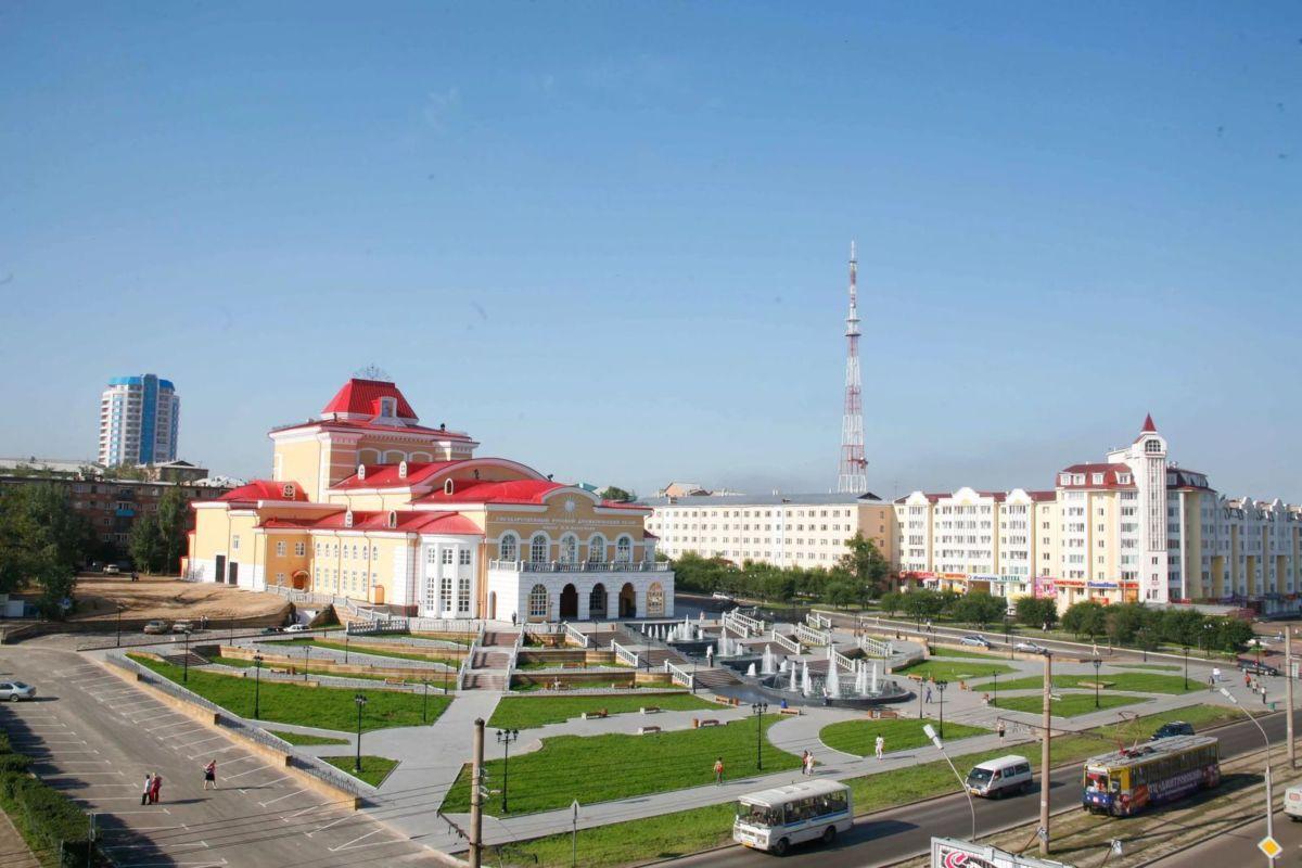 Улан-Удэ Достопримечательности города природные Топ-10 фото с описанием что посмотреть за один день