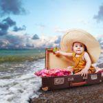 Список вещей, необходимых если едешь на море с ребенком