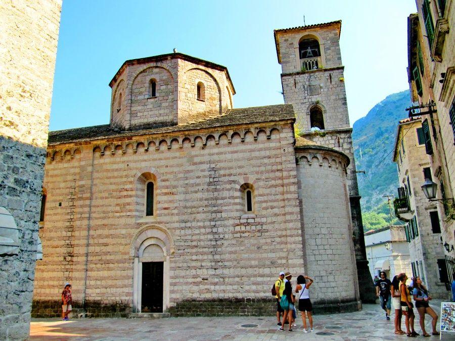 Храм Святой Марии, Котор, Черногория
