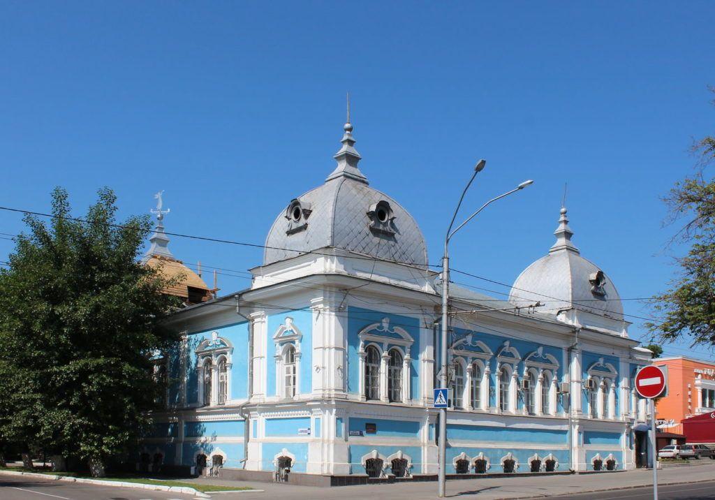 Барнаульское духовное училище