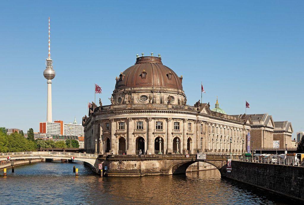 Германия, Берлин, Музейный остров