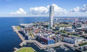 Город Мальме, Швеция