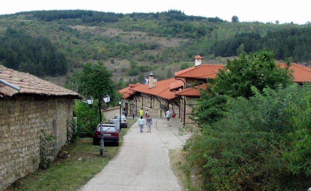 Болгария, Деревня Арбанаси