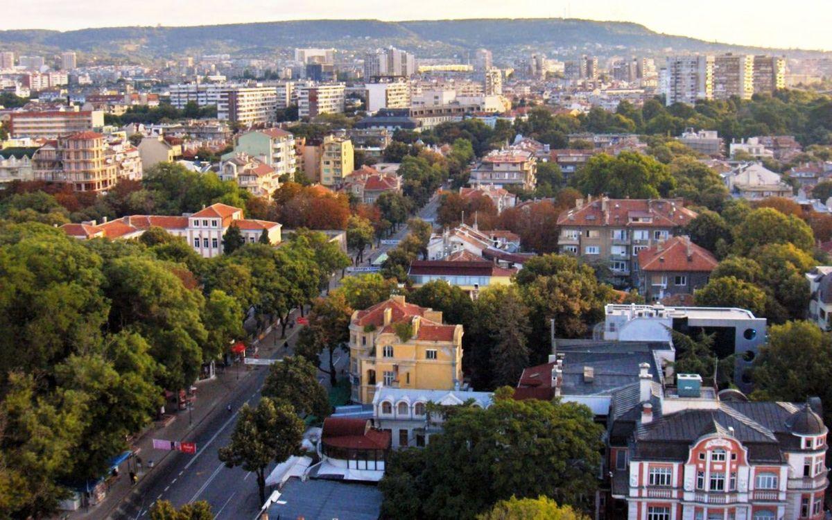 стиль фото города варна болгария блюдо