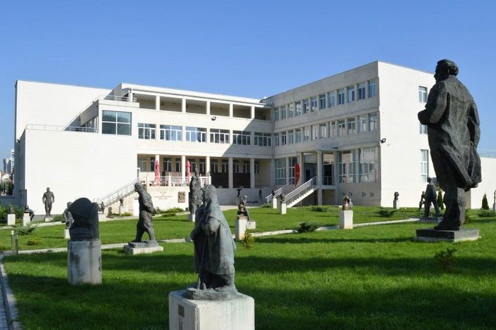 Музей социалистического искусства в Софии