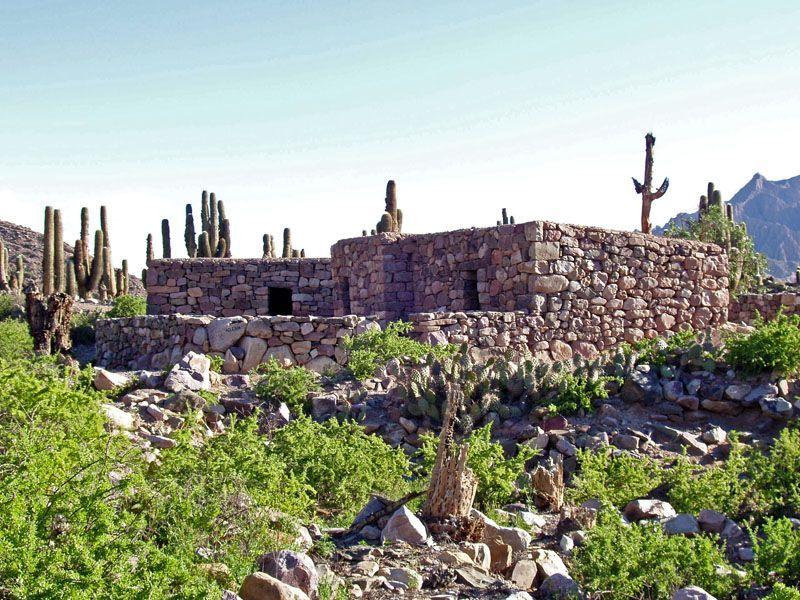 крепость Пукара-де Тилкара, Аргентина
