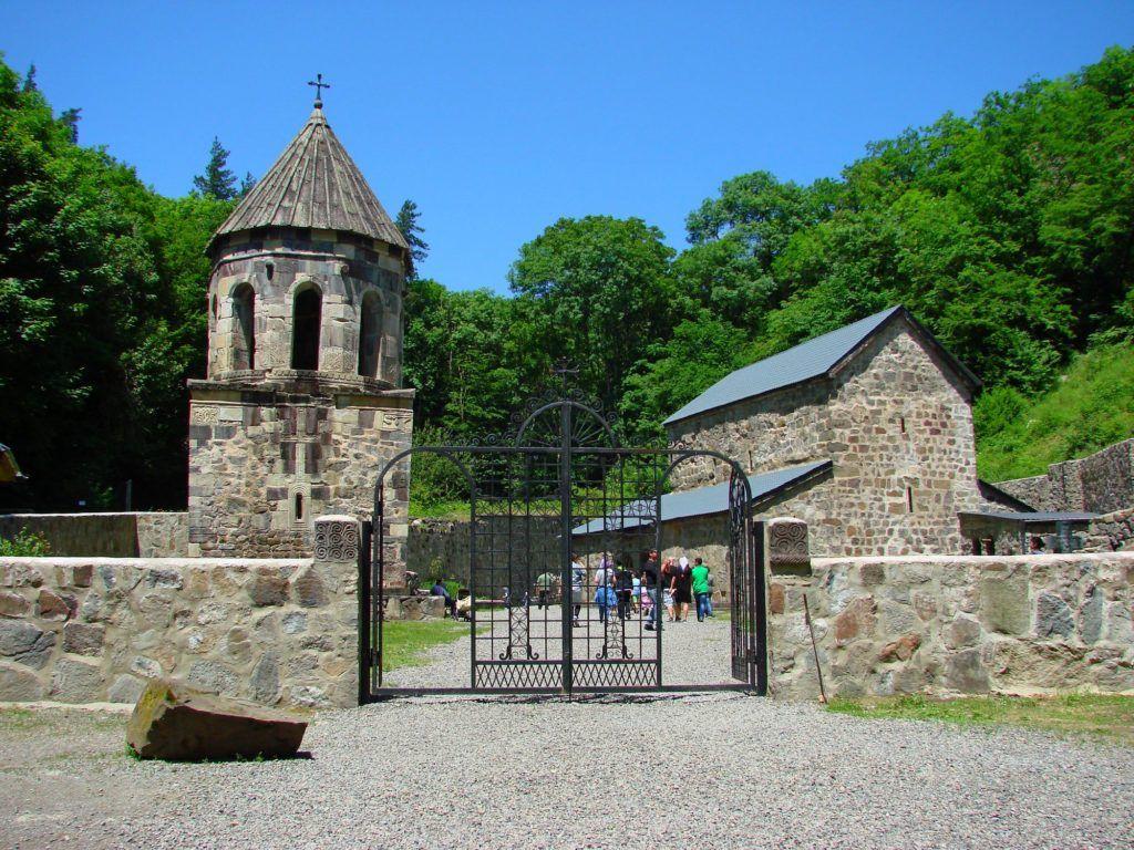 Мужской монастырь Георгия Победоносца