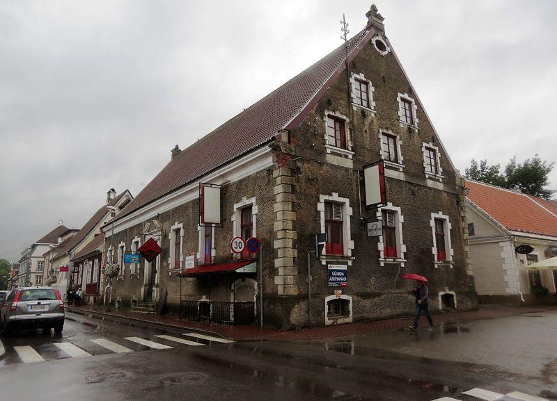 Дом шведского консула Якоба Якке, Пярну, Эстония