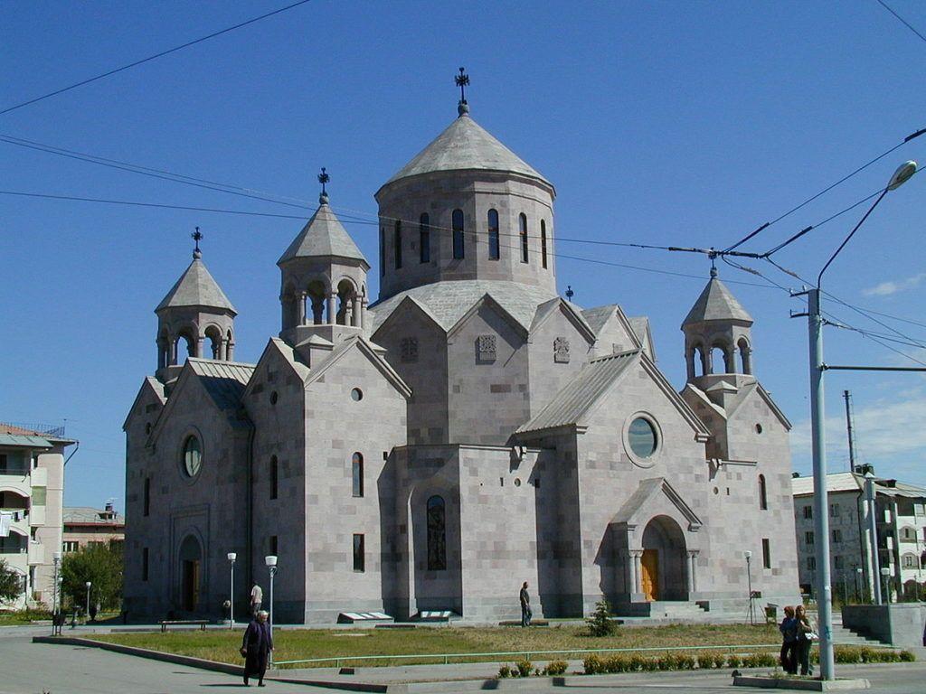 Церковь Св. Акоба