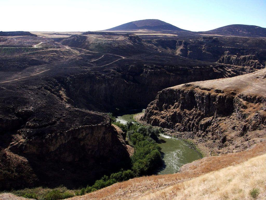 Ахурянское водохранилище
