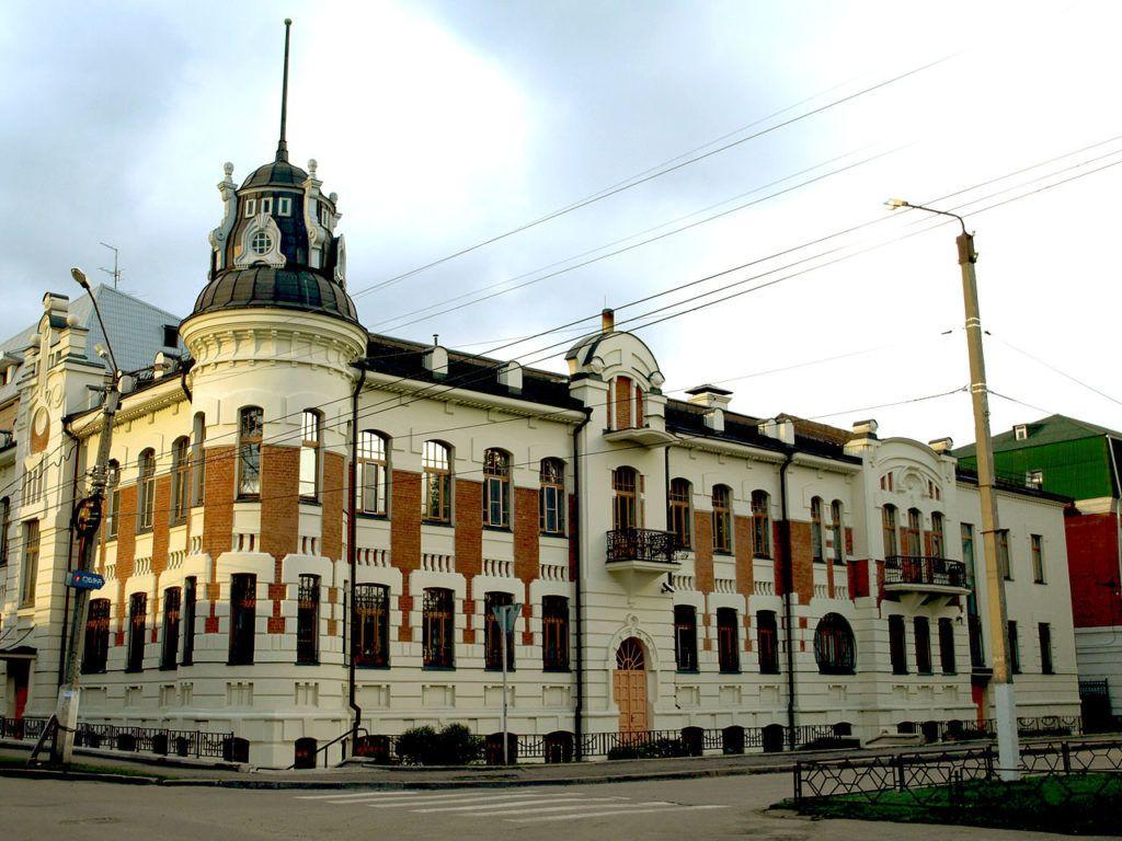 Дом купцов Полякова - Яковлева, Барнаул