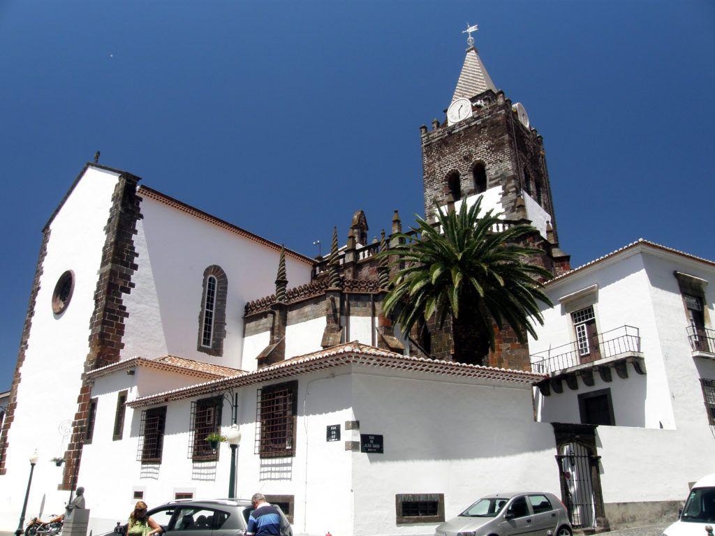 Кафедральный собор, Фуншал, Мадейра