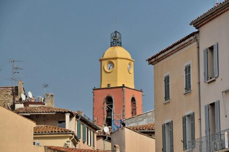 Музей и капелла Благовещения в Сен-Тропе