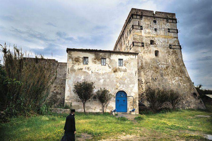 Спасо-Преображенский монастырь, Строфадес, Закинф