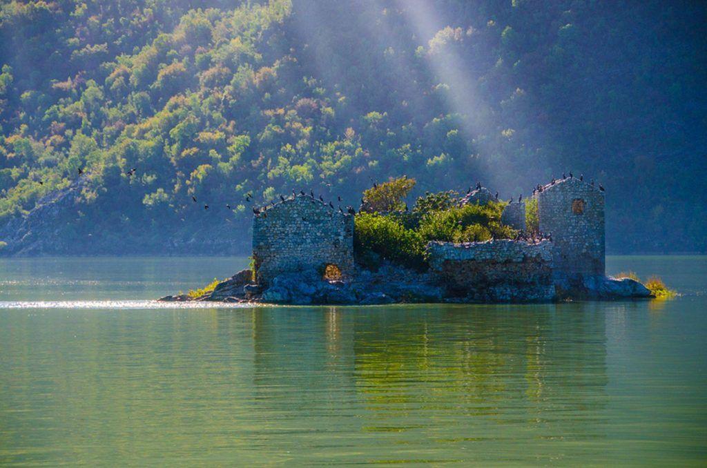 Скадарское озеро, Подгорица