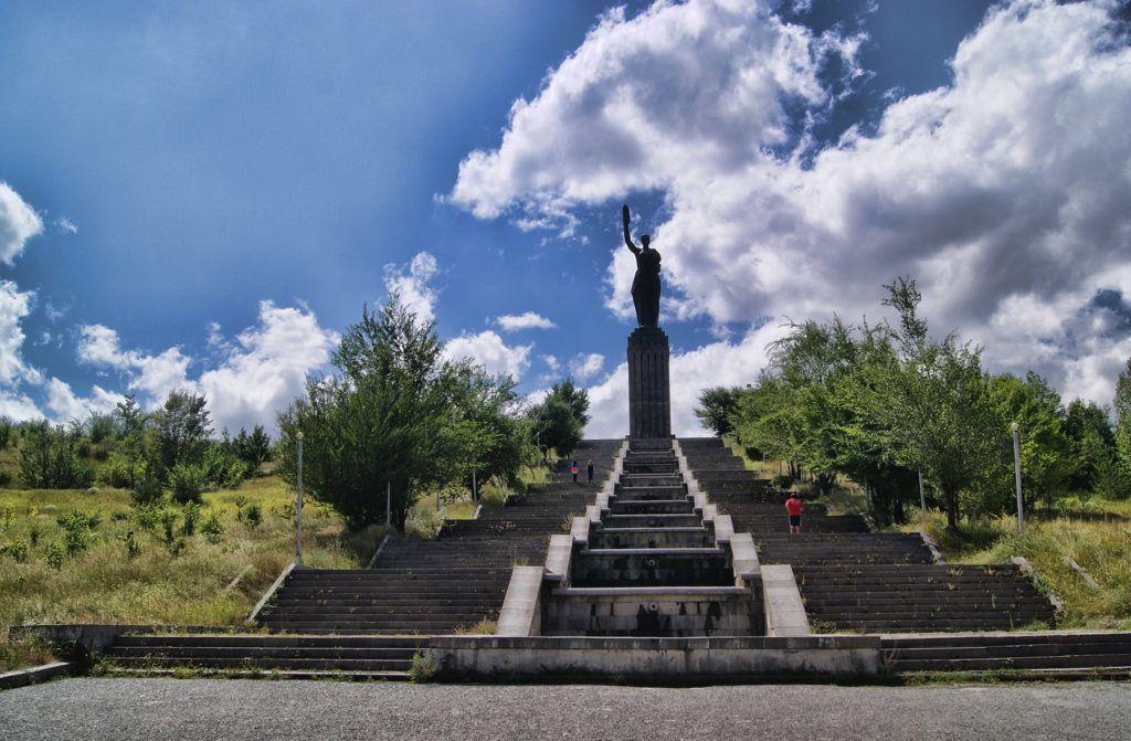 Мемориал «Мать Армении»