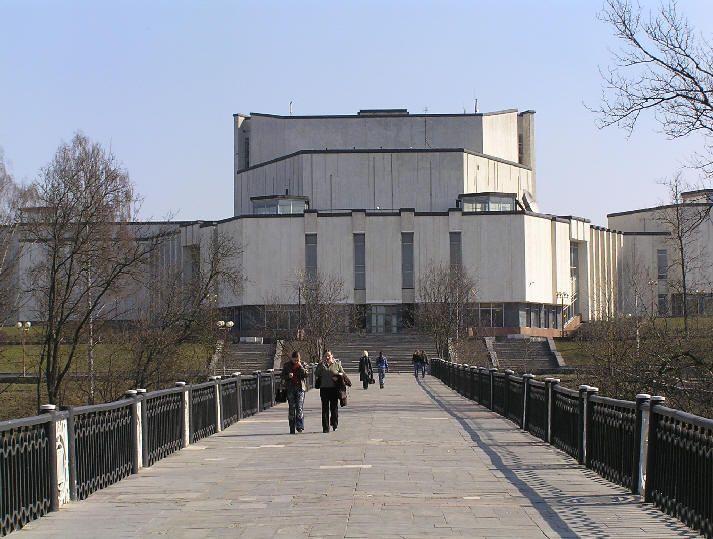 Культурно-деловой центр в Витебске, Беларусь
