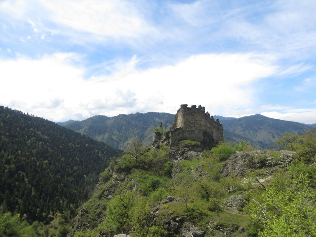 Крепость Петре, Грузия, Боржоми