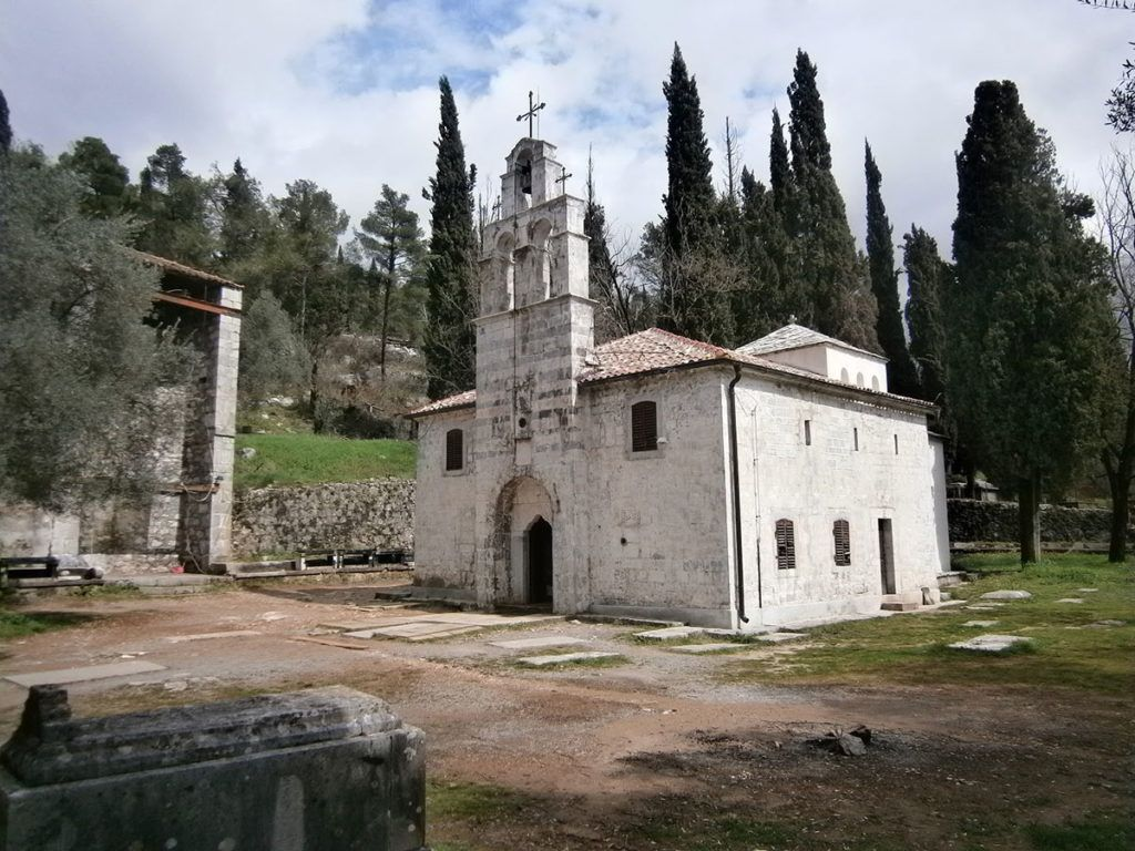 Георгиевская церковь, Подгорица