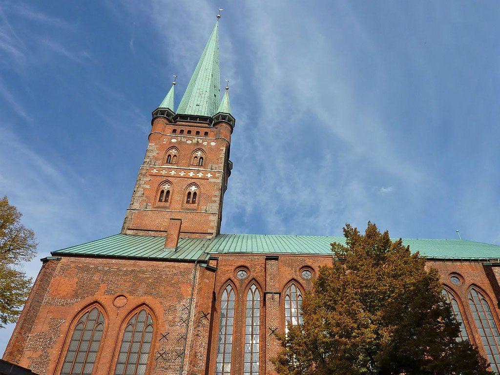 Церковь Святого Петра, Любек, Германия