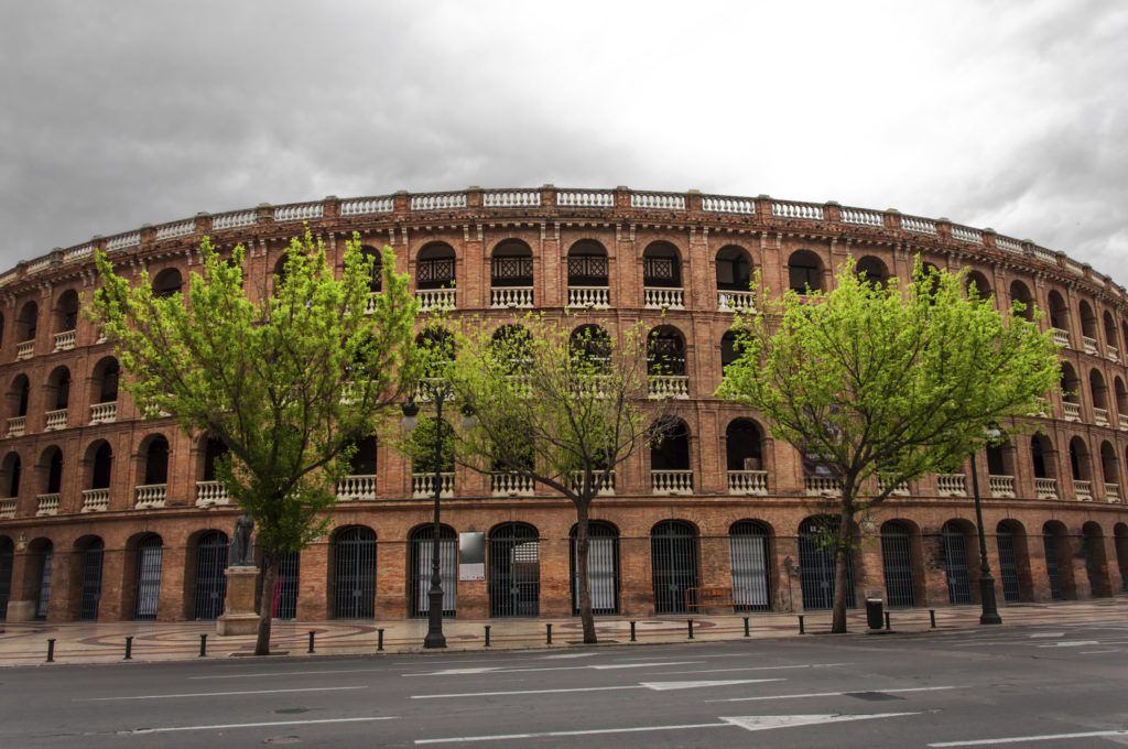 Арена корриды в Валенсии
