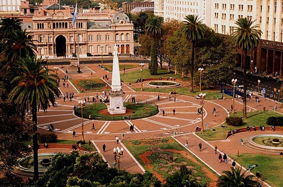 Майская площадь, Буэнос-Айрес, Аргентина