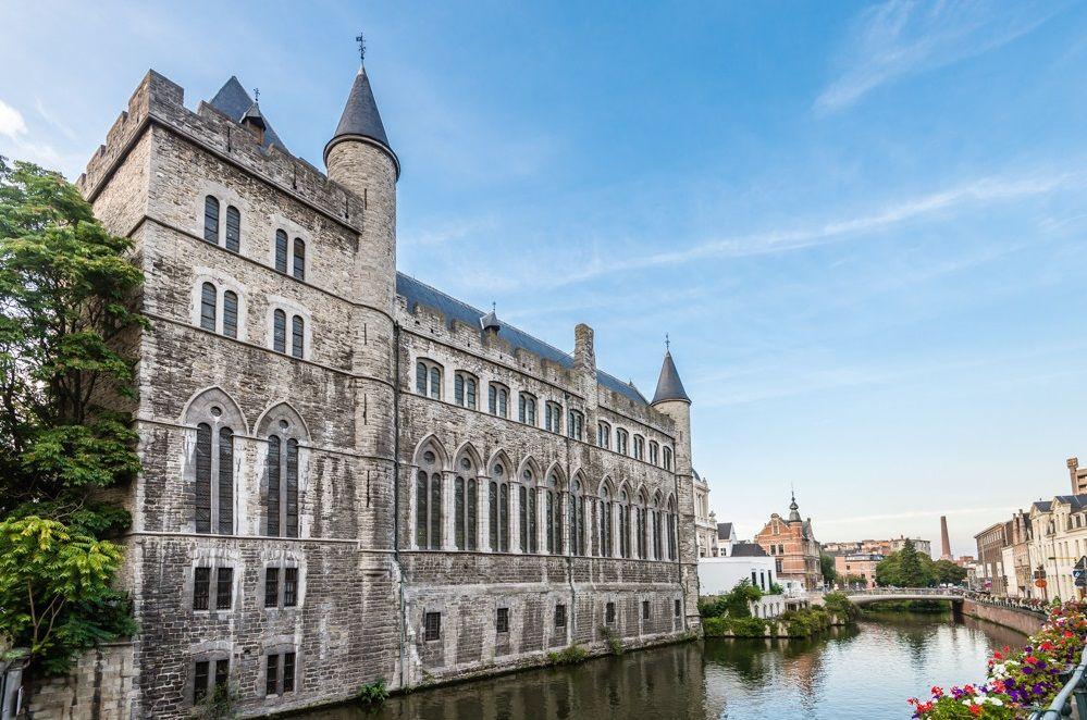 Замок Герерда Дьявола, Гент, Бельгия