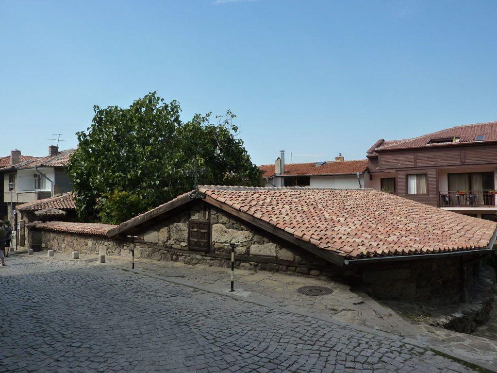 Церковь Пресвятой Богородицы, Созополь, Болгария