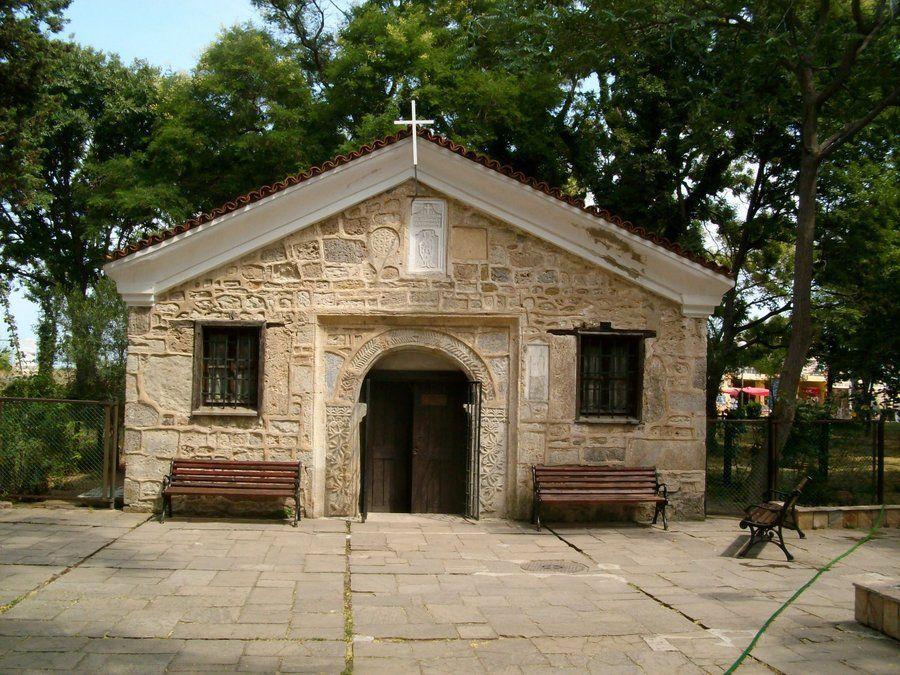 Церковь Святого Зосима, Созополь, Болгария