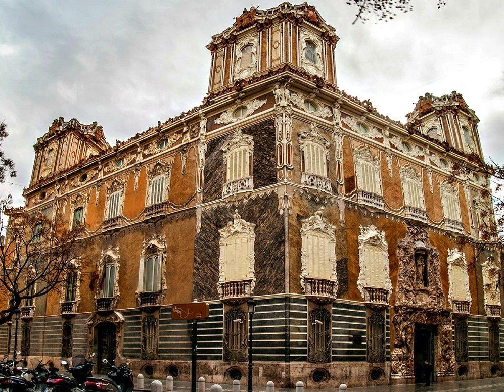 Национальный музей керамики в Валенсии