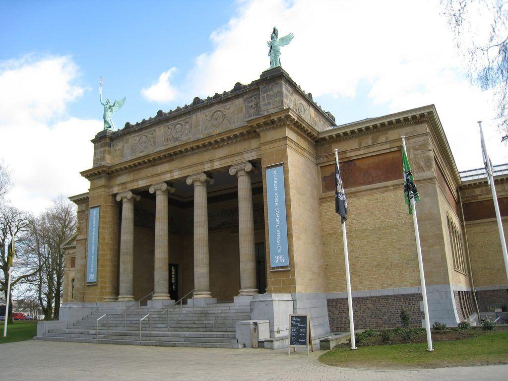 Музей изящных искусств, Гент, Бельгия