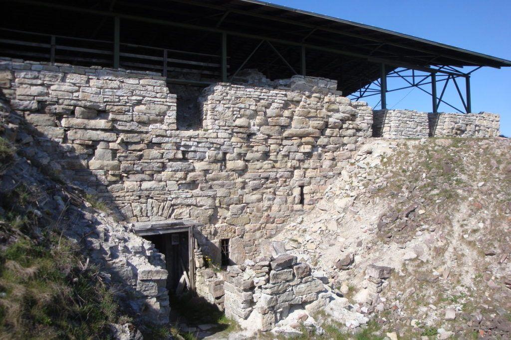Замок Маасилинна на острове Сааремаа