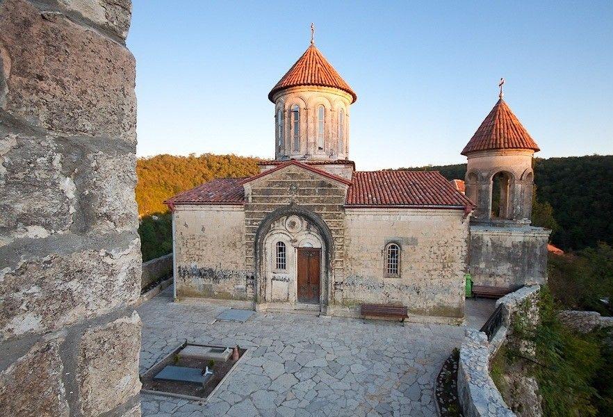 Монастырь Моцамета, Кутаиси, Грузия